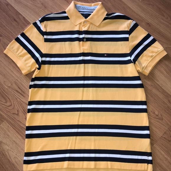 b87862dd Tommy Hilfiger Shirts | Mens Polo Style Shirt | Poshmark